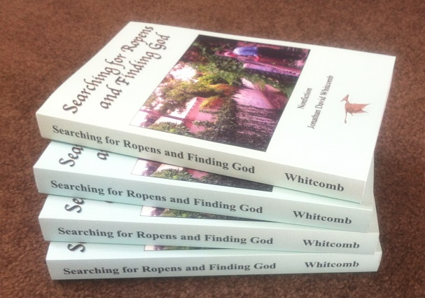"""Supporting the Bible, yet respecting beliefs of those of various religions, """"Searching for Ropens and Finding God"""" can appeal to many"""