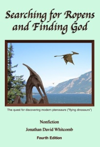 "4th edition of Whitcomb's ""Searching for Ropens and Finding God"""
