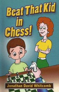 paperback book on chess