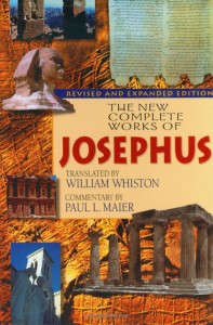 English translation of ancient Josephus