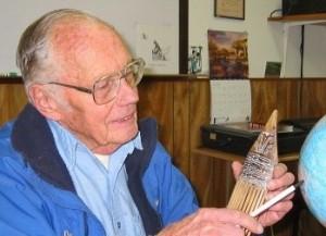 Duane Hodgkinson World War II veteran
