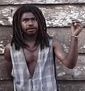 ropen eyewitness Gideon Koro of Papua New Guinea